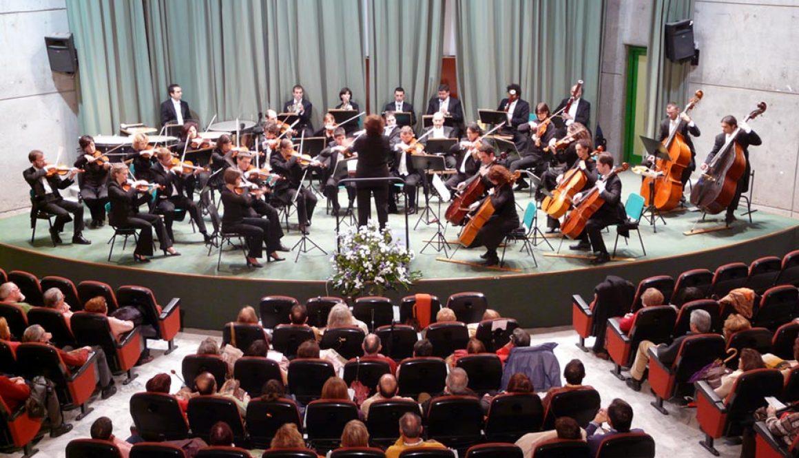 Imagen de un concierto anterior en Zafra