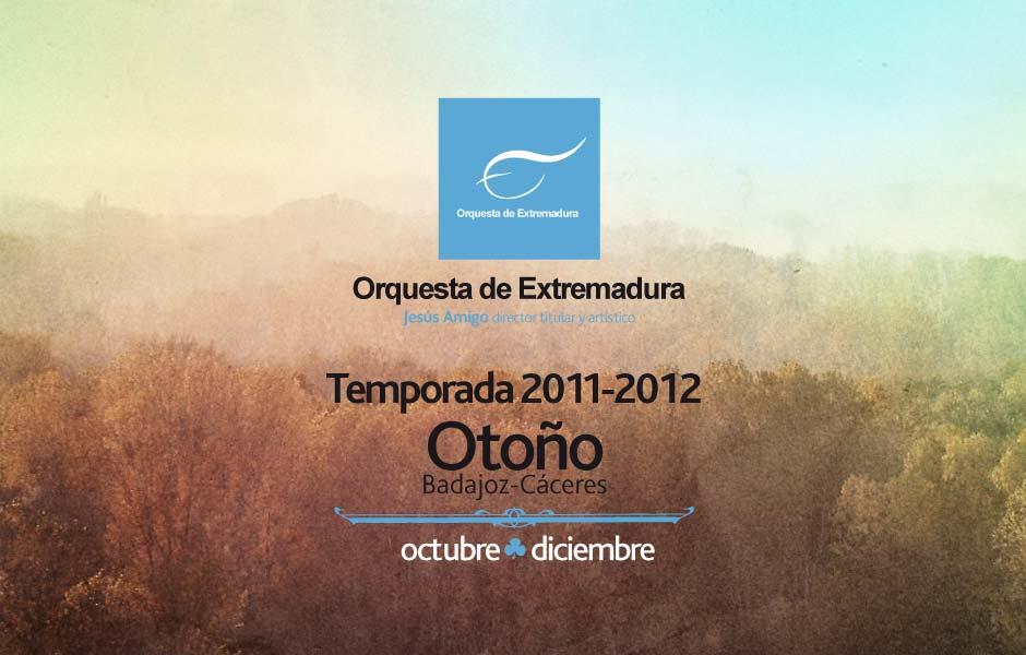 Temporada Otoño octubre-diciembre