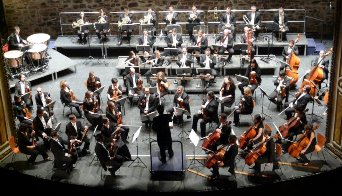 Último concierto de la OEX en Cáceres