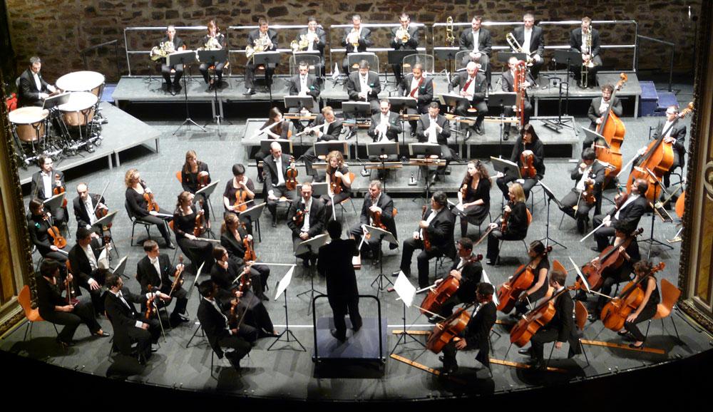 Concierto final del ciclo de Otoño de la Orquesta de Extremadura