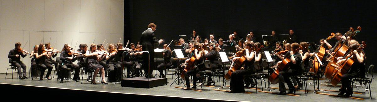 Andrés Salado, nuevo director titular y artístico de la Orquesta Joven de Extremadura