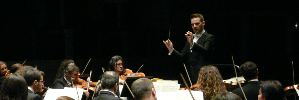 Álvaro Albiach programa y dirige su primer concierto de música de cámara con la OEX
