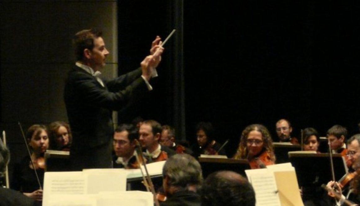 Albiach dirige a la OEX en el concierto de Año Nuevo
