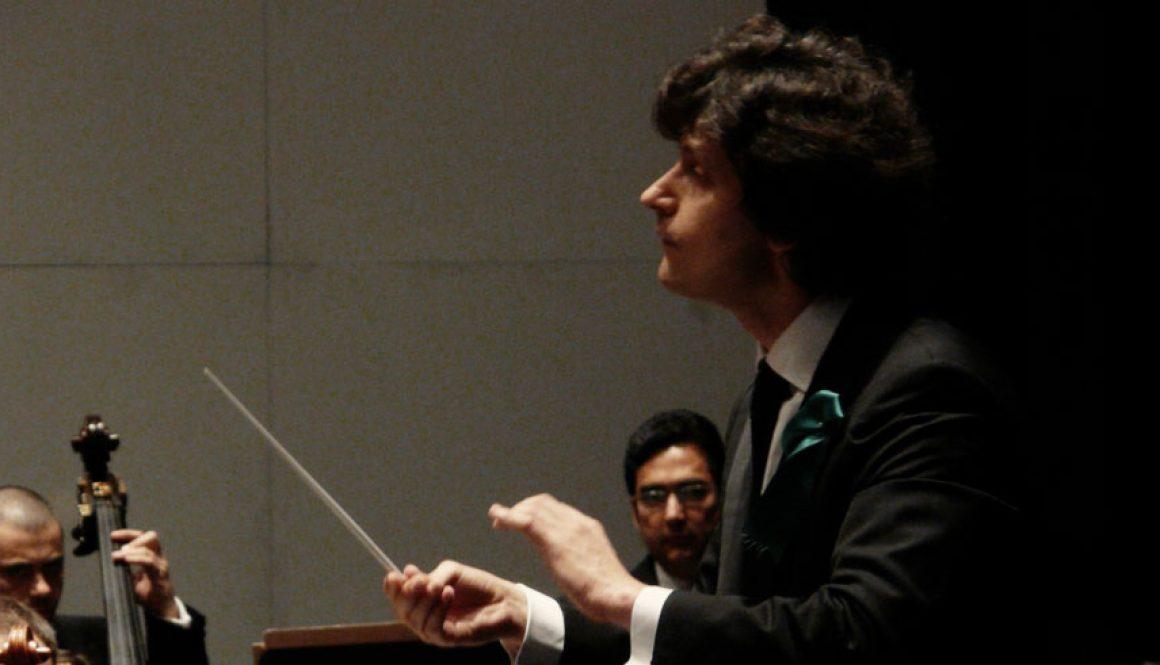 Reencuentro de Rubén Gimeno con la OEX
