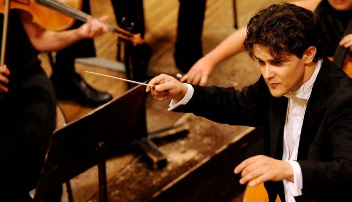 Sergio Alapont en el Musikverein