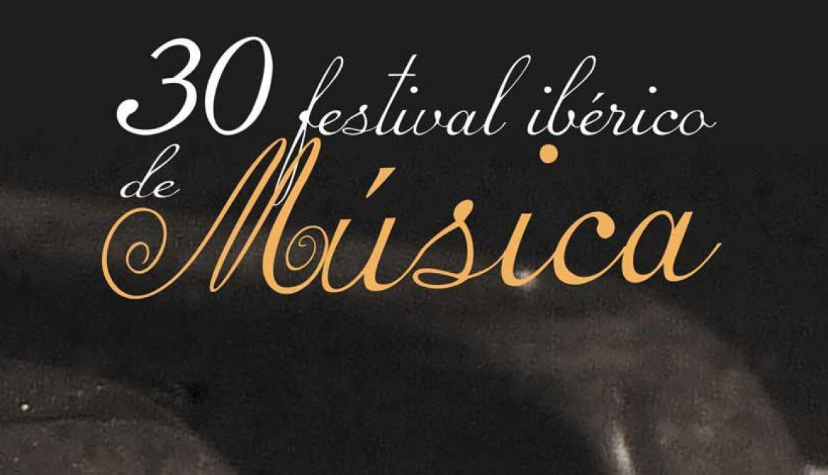 XXX Festival Ibérico de Música de Badajoz
