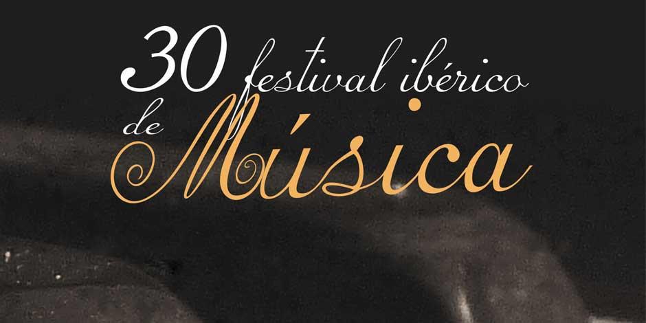 La OEX clausura el XXX Festival Ibérico de Música de Badajoz con el estreno absoluto de dos obras de autores extremeños