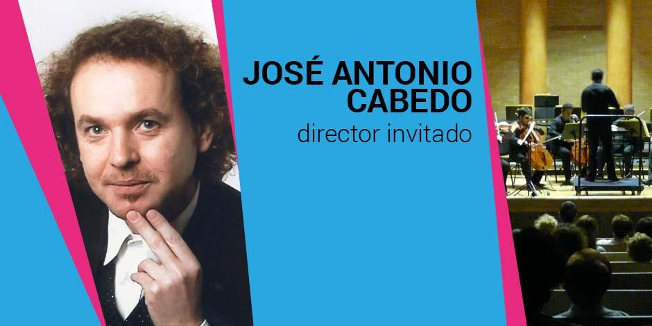 La Orquesta de Extremadura tocará en Mérida y Plasencia con José Antonio Cabedo como director invitado