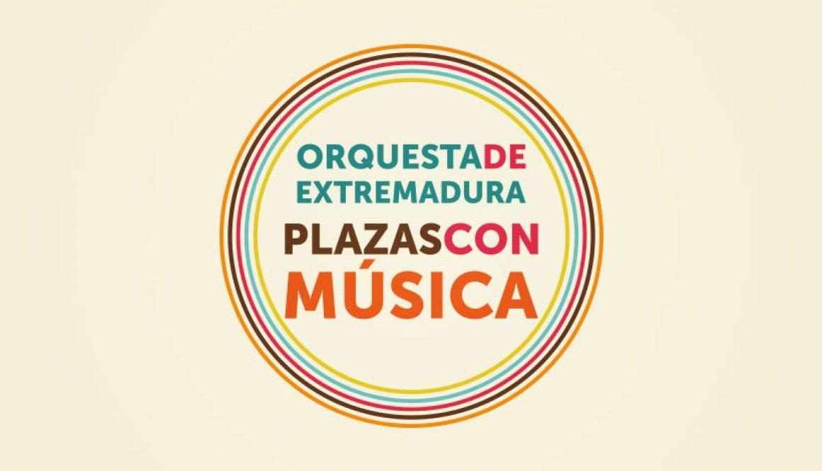 Plazas con Música