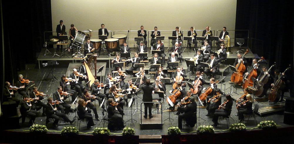 La OEX ofrecerá por tercer año consecutivo el concierto de Año Nuevo de la obra social de Caja Badajoz