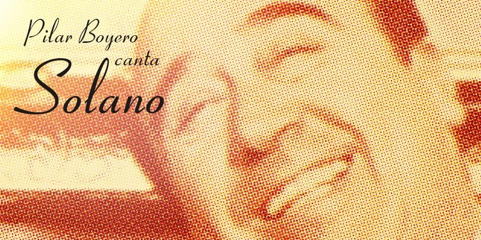 """La Orquesta de Extremadura presenta con Pilar Boyero el cd """"Solano"""" en concierto"""