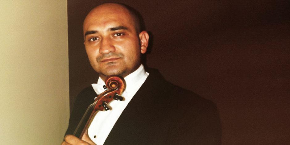 Próximo programa de la Orquesta de Extremadura con Vicente Huerta como solista invitado