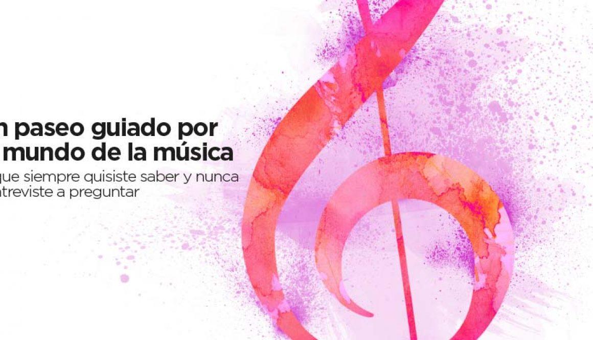 """Concierto """"Un paseo guiado por el mundo de la música"""""""