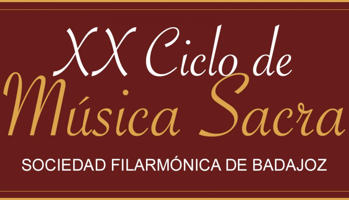 XX Ciclo de Música Sacra