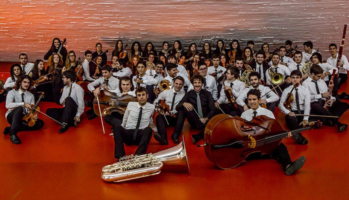 Orquesta Joven de Extremadura. Foto: Félix Méndez