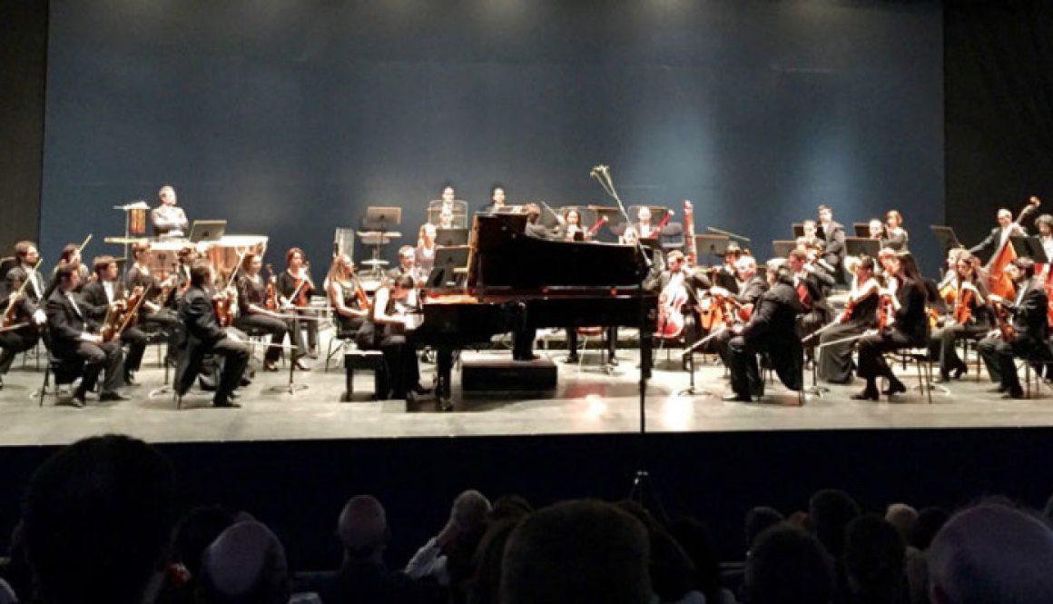 Brahms en concierto