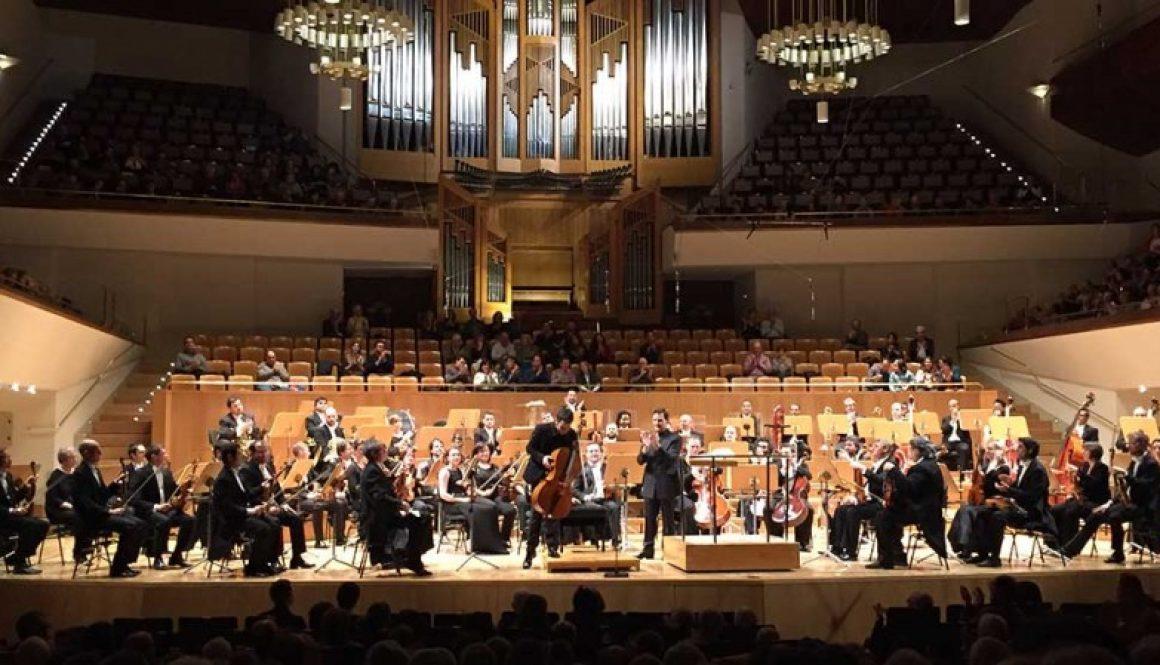 Crónica - Un gran concierto romántico, por Marta Climent