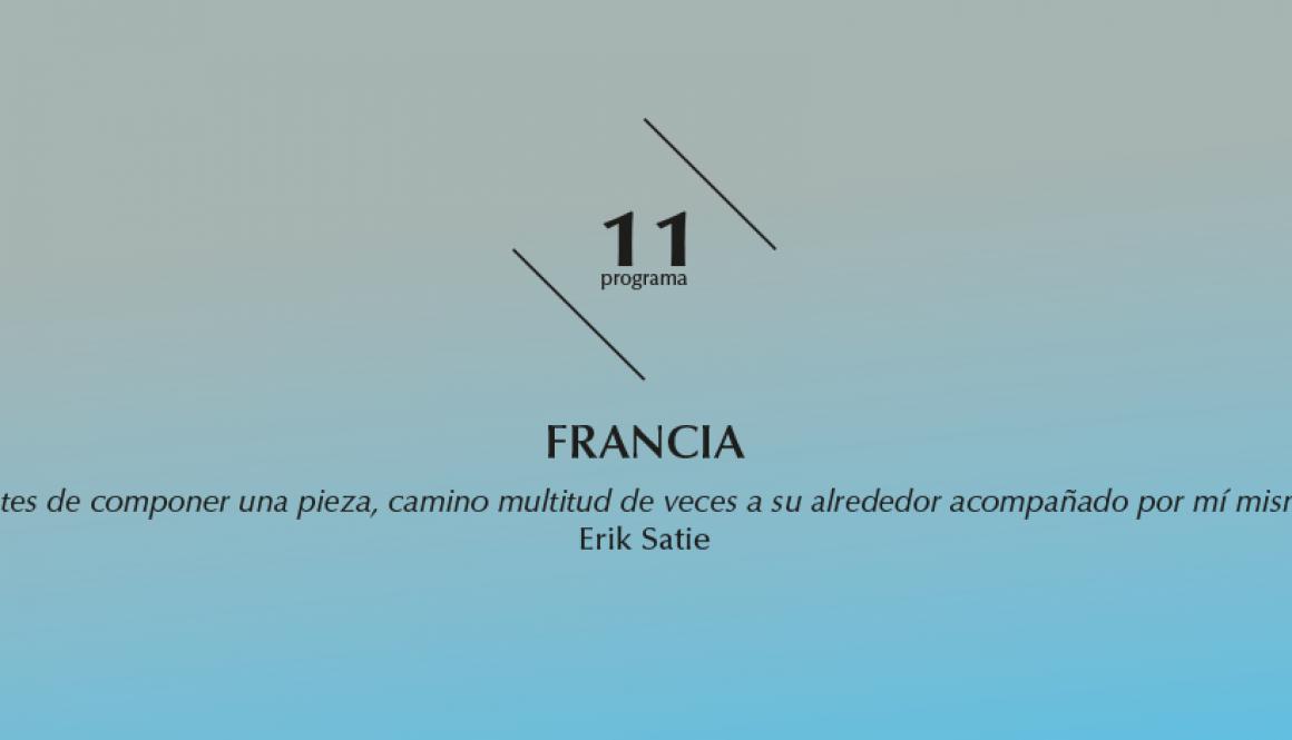 2015-2016 programa 11 Francia