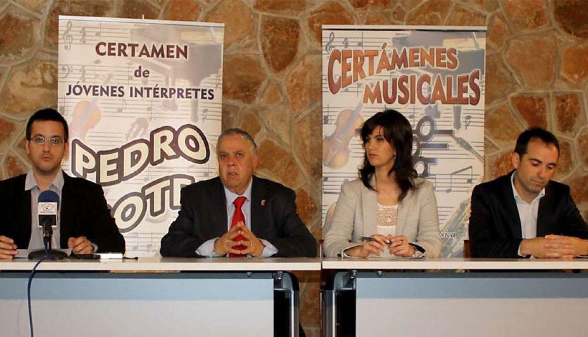 Firma del convenio con el Ato. de Villafranca de los Barros