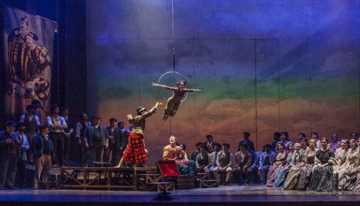 La OEX hará las óperas Pagliacci y Cavalleria rusticana