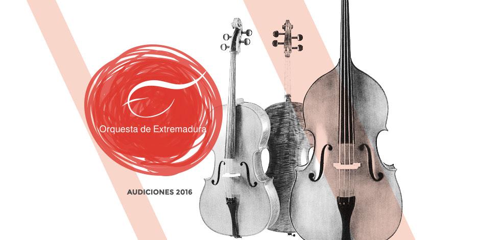 Audiciones 2016 para selección de ayuda de solista de trompa