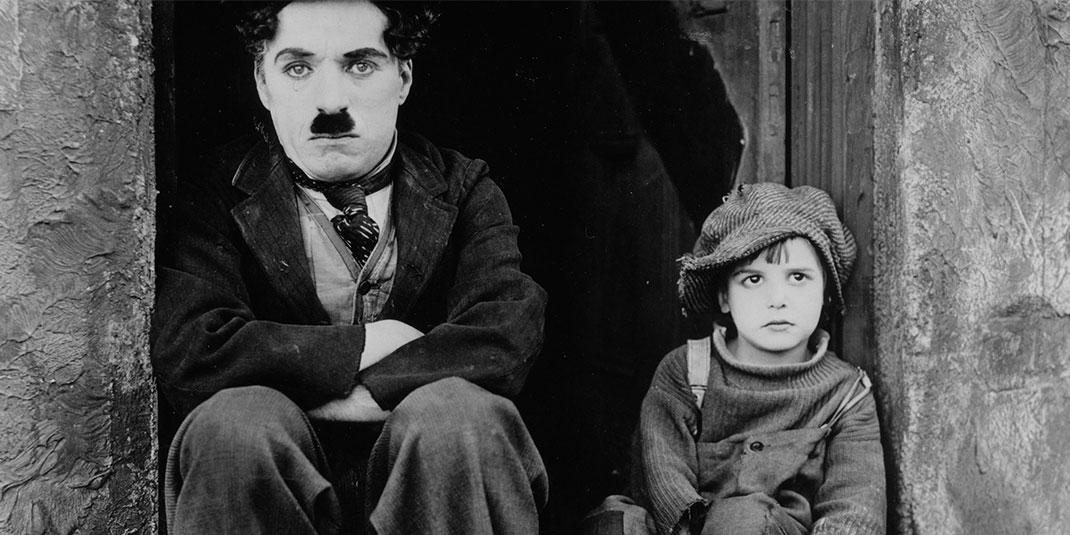 Nuevos públicos 01, Cine de Chaplin. The Kid