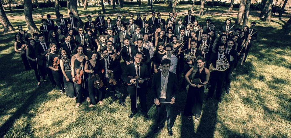 Orquesta Joven de Extremadura 2016-2018. Foto: Félix Méndez
