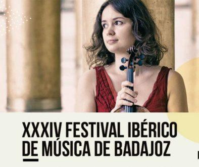 La OEX inaugura el XXXIV Festival Ibérico de Música de Badajoz con Patricia Kopatchinskaja