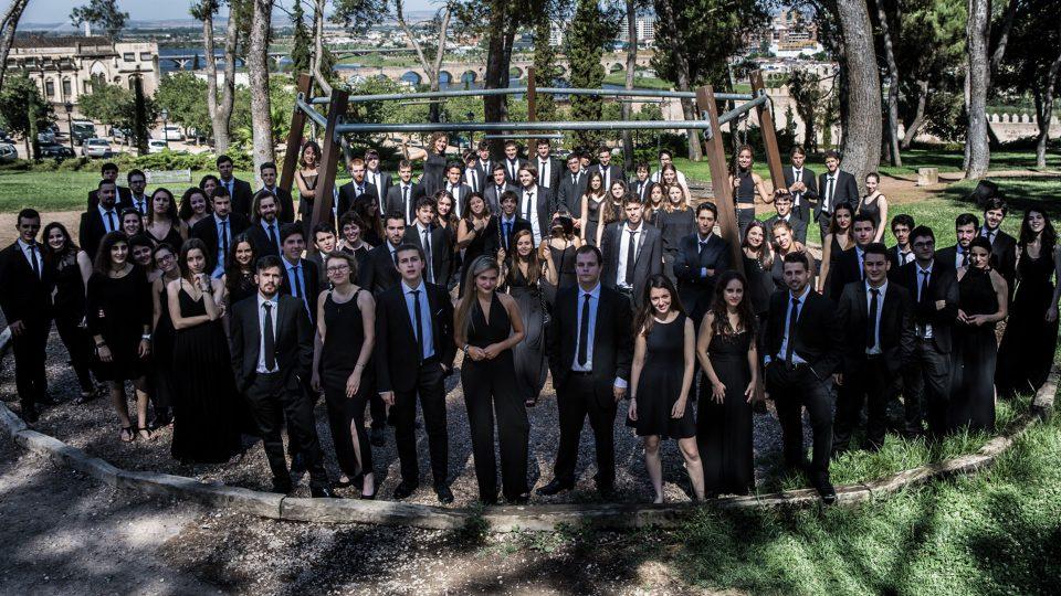 Sinfónico 04. Orquesta Joven de Extremadura © Félix Méndez