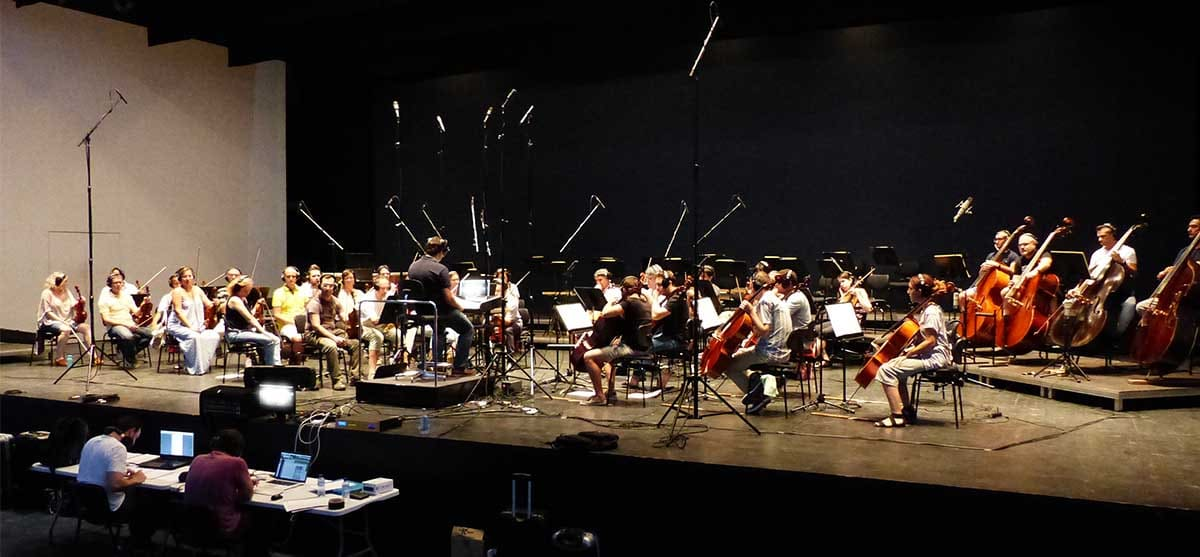 La Orquesta de Extremadura pone música a «La Otra Mirada»