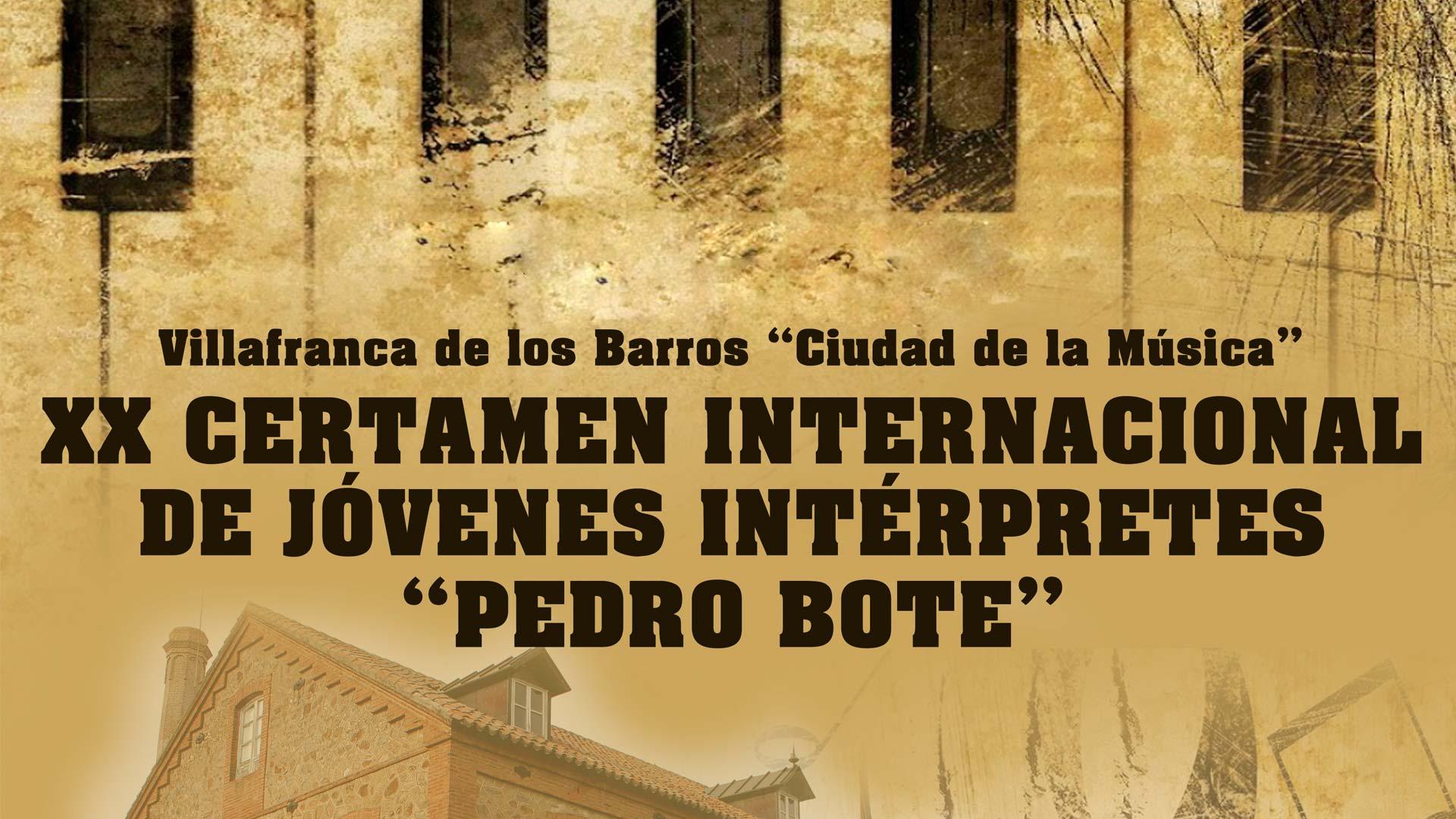 La OEX actúa en la 20ª edición del Pedro Bote