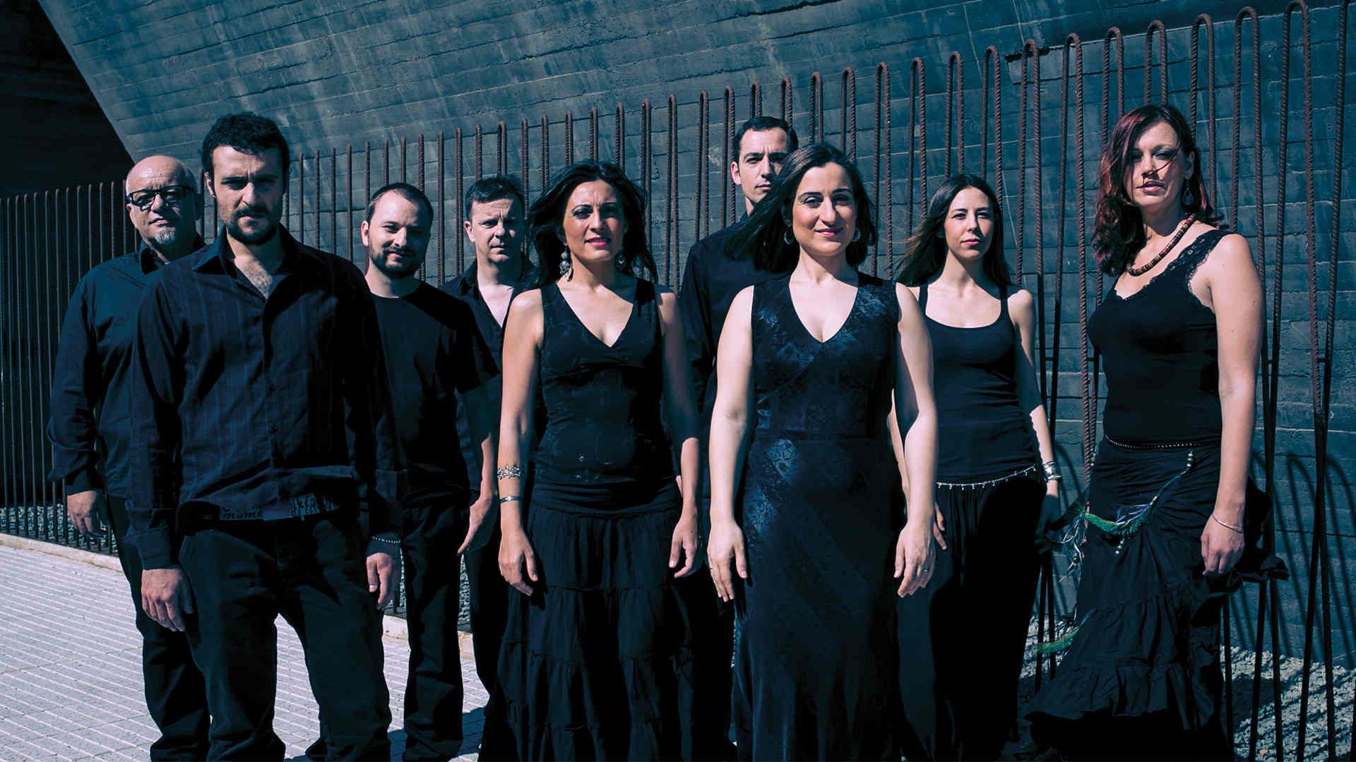 Acetre, del folk al sinfónico con la Orquesta de Extremadura