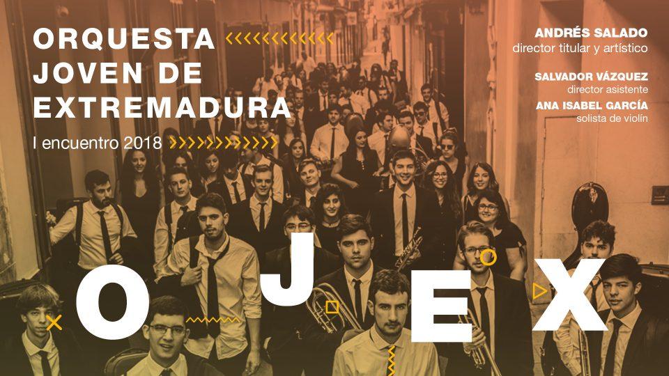 La OJEX cierra etapa con el I Encuentro 2018