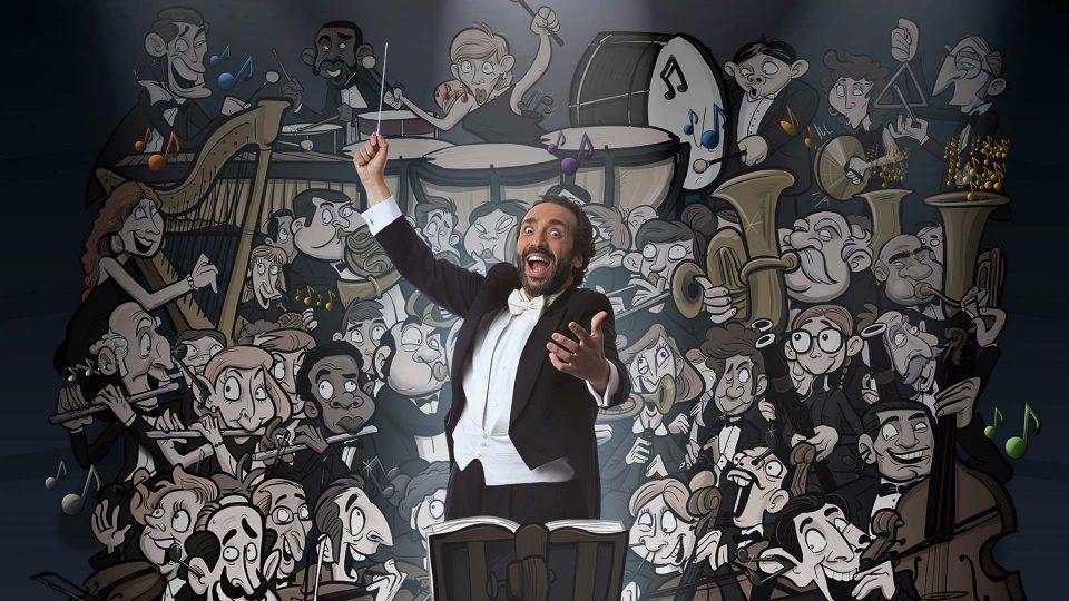 Concierto para Zapata y orquesta