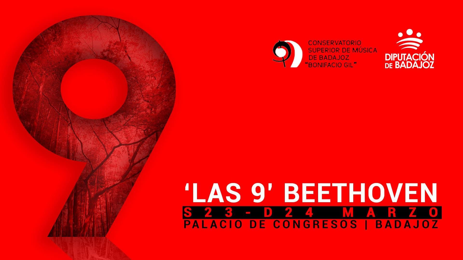 Las 9 sinfonías de Beethoven, en un fin de semana