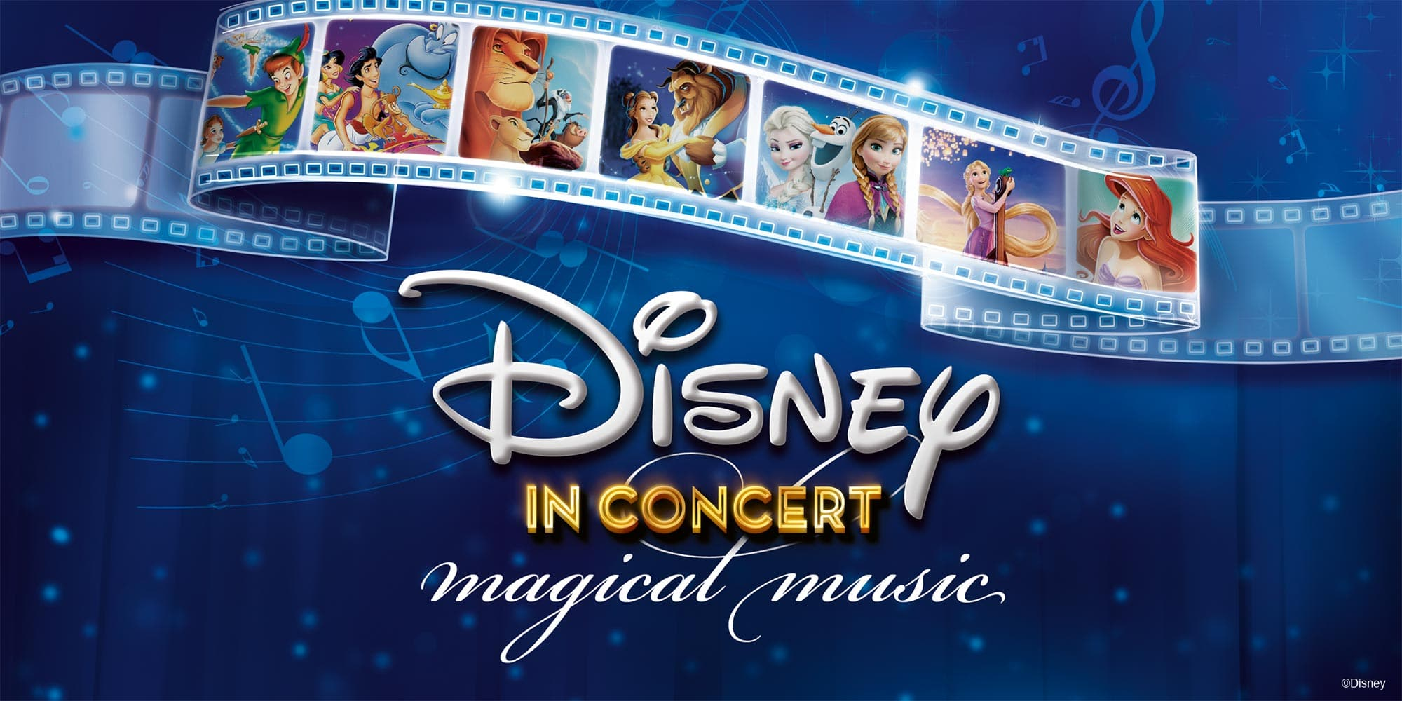 «Disney in Concert» · Stone and Music