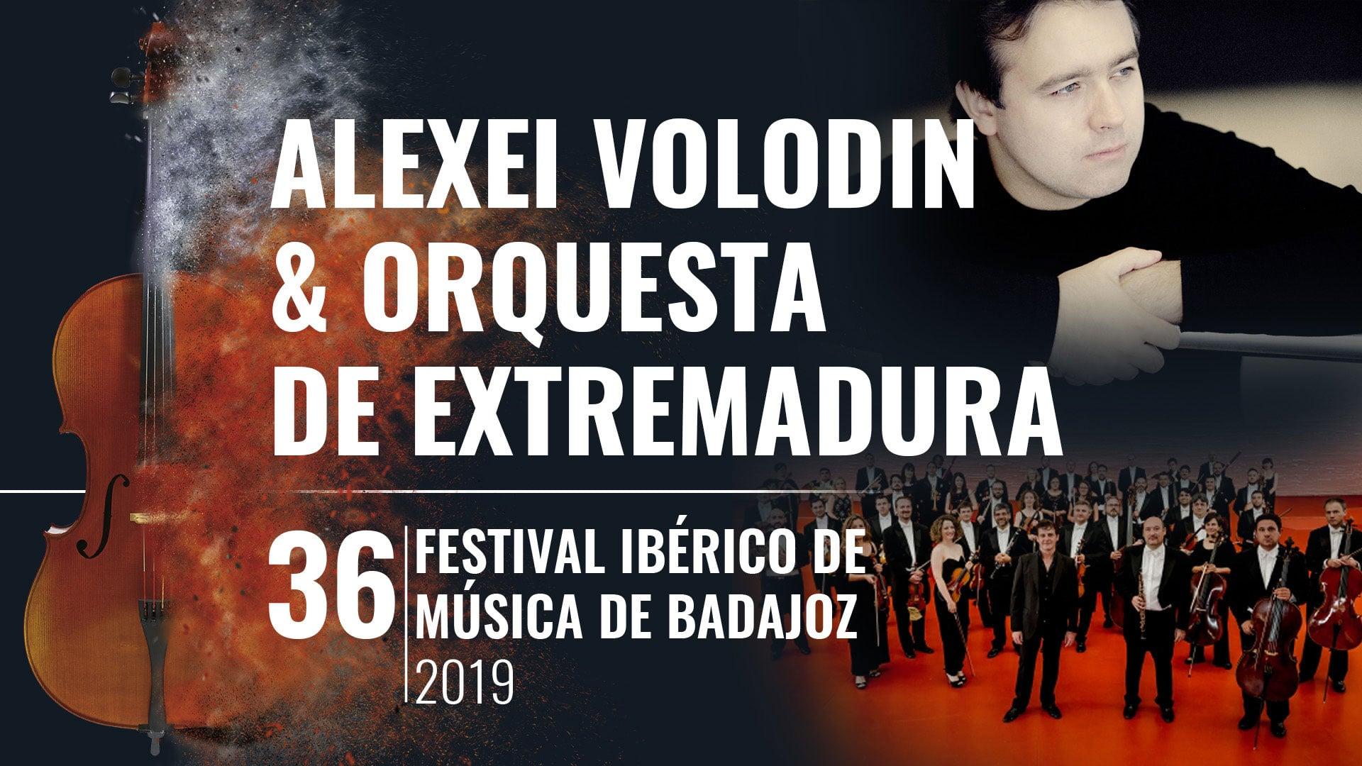 La OEX inaugura con Alexei Volodin el 36º FIMB