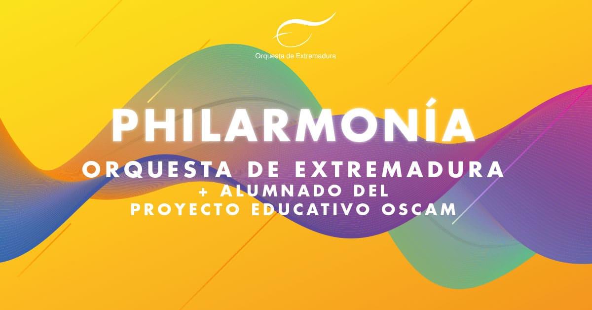 OEX+OSCAM Proyecto Philarmonía