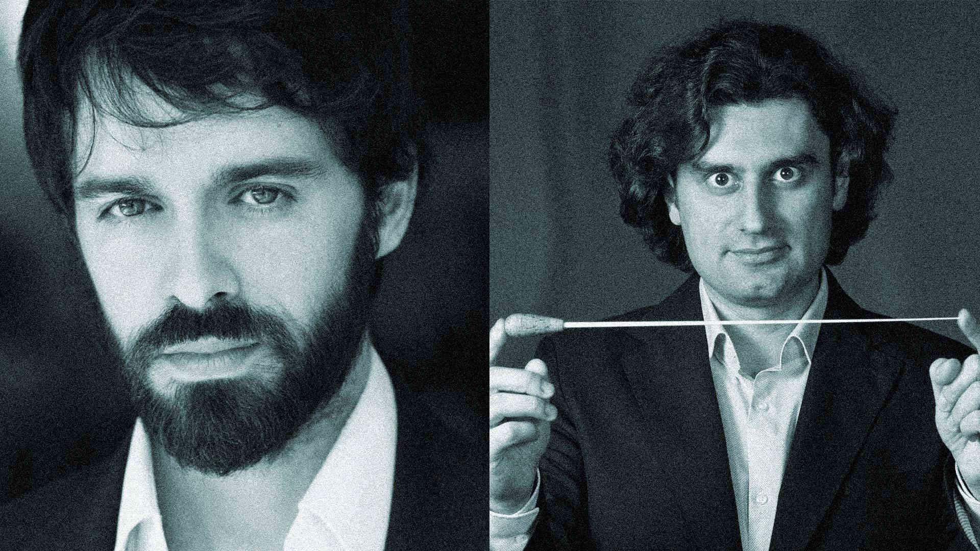 En familia. «Voz, música y fantasía», con Alberto Amarilla y Mihnea Ignat