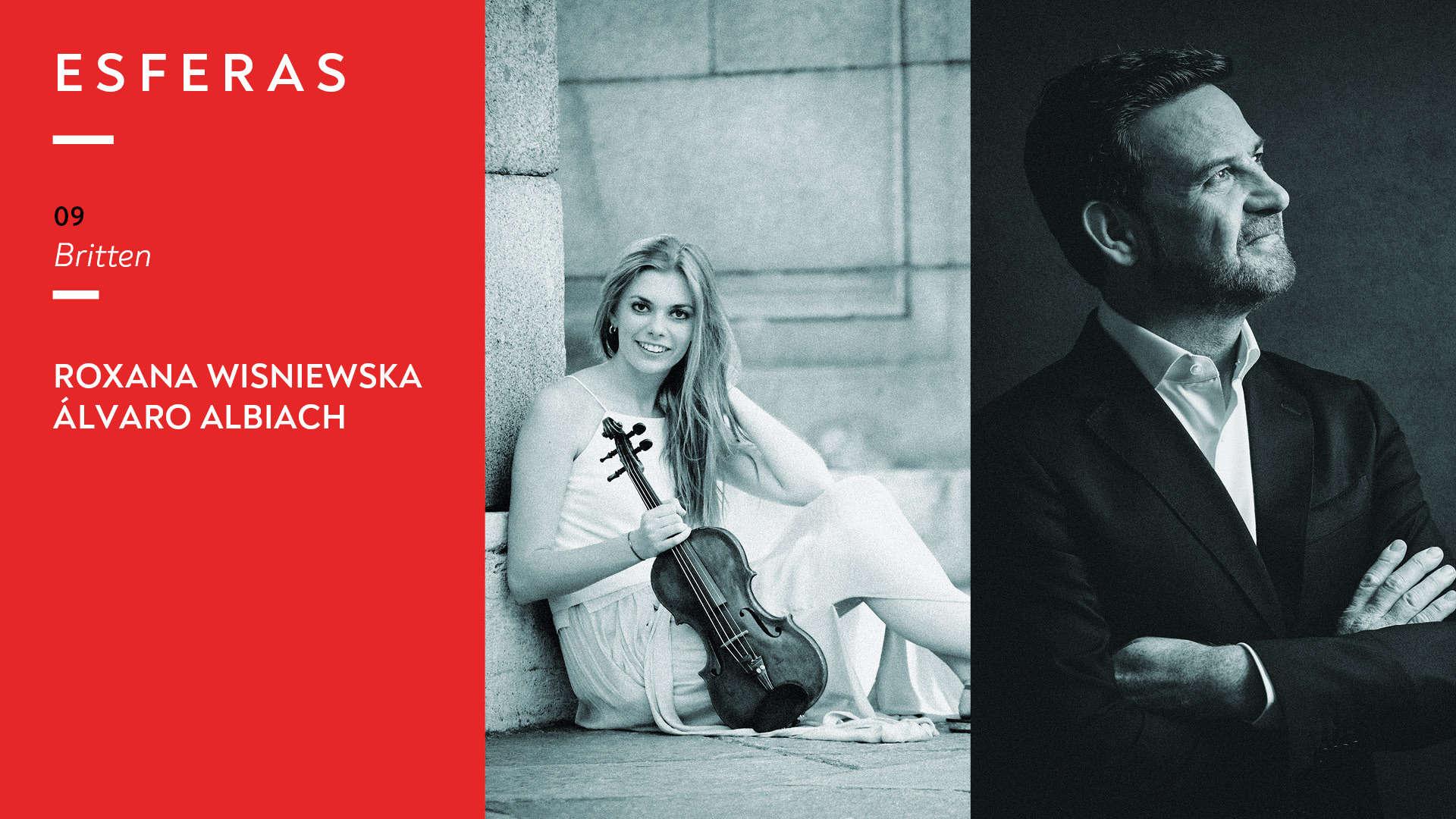 Programa 09. Roxana Wisniewska y Álvaro Albiach