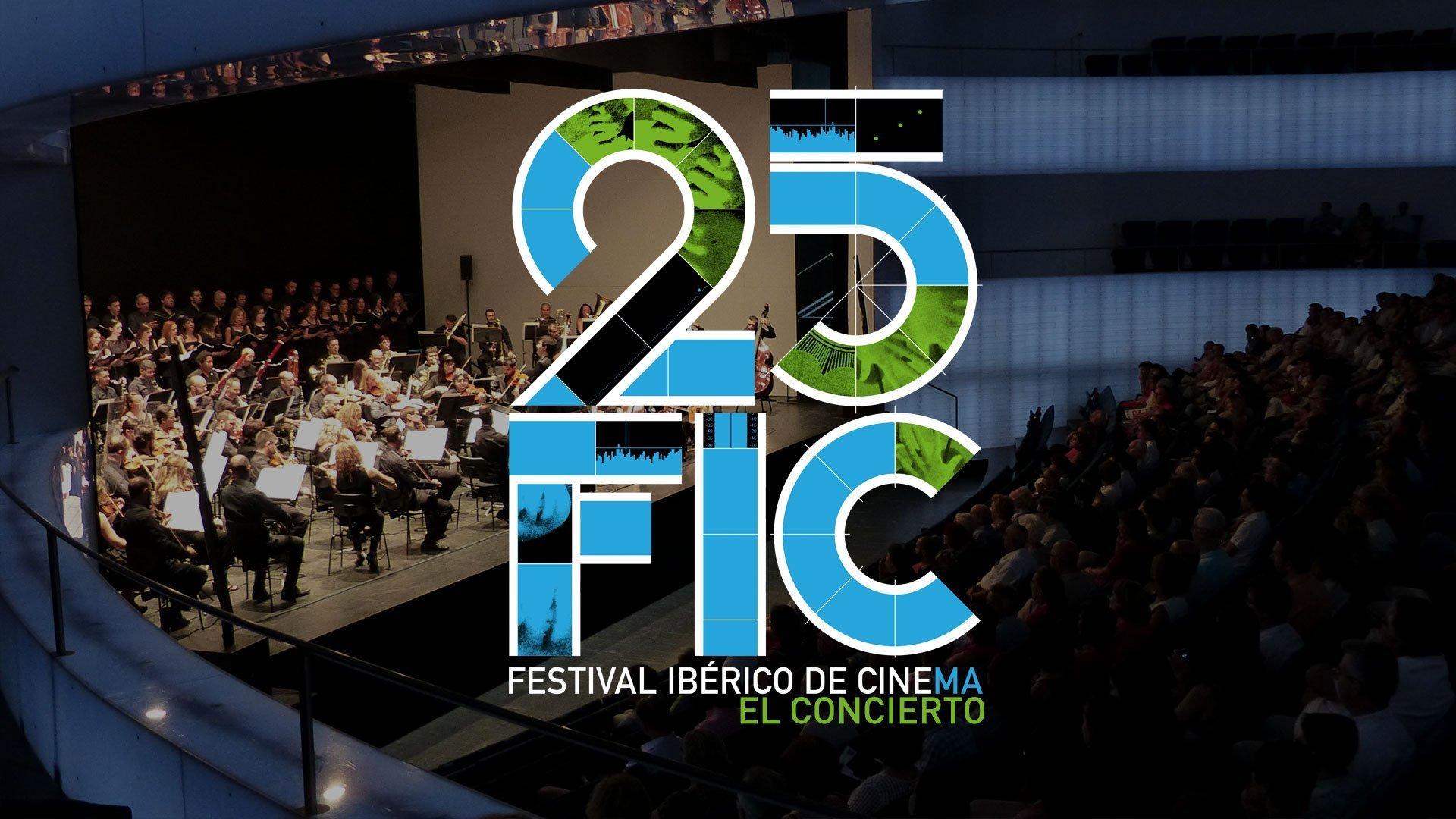 Bandas sonoras para el 25º Festival Ibérico de Cine