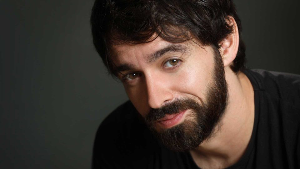 Alberto Amarilla. © Moi Fernández