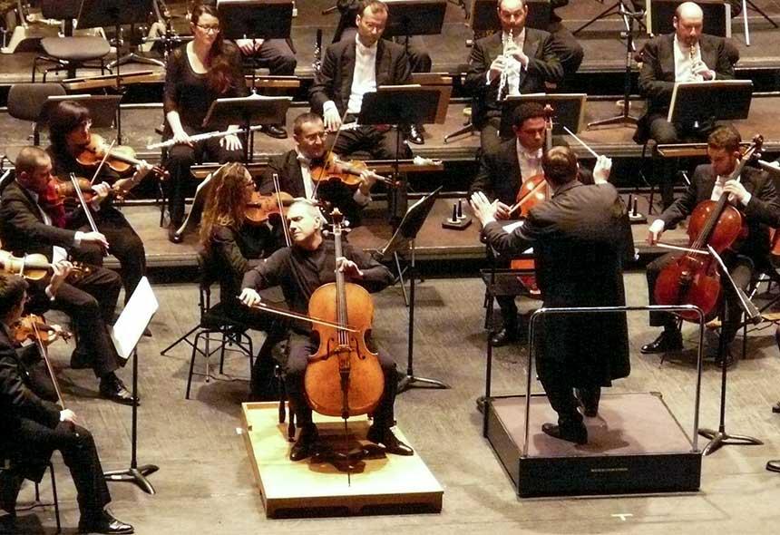 Asier Polo, Premio Nacional de Música 2019, próximo solista invitado