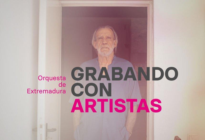 Grabando con artistas,  arranca con Luis Pastor y su paloma de Picasso
