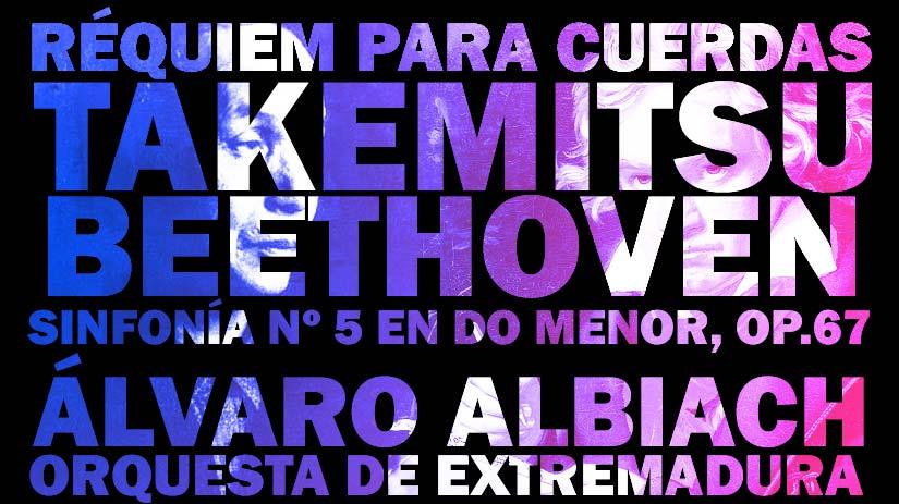Takemitsu · Beethoven