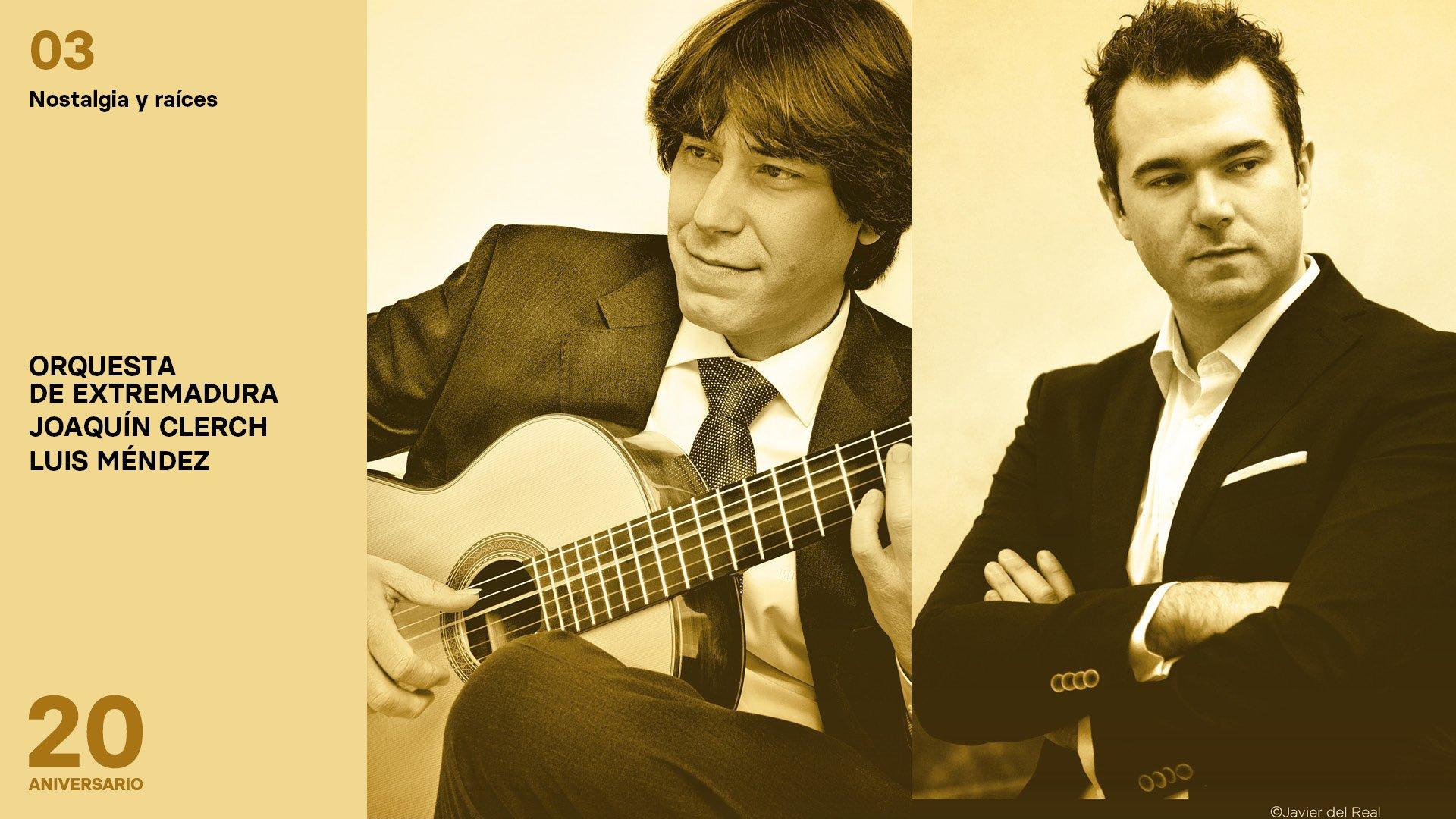 Programa 03. Joaquín Clerch y Luis Méndez