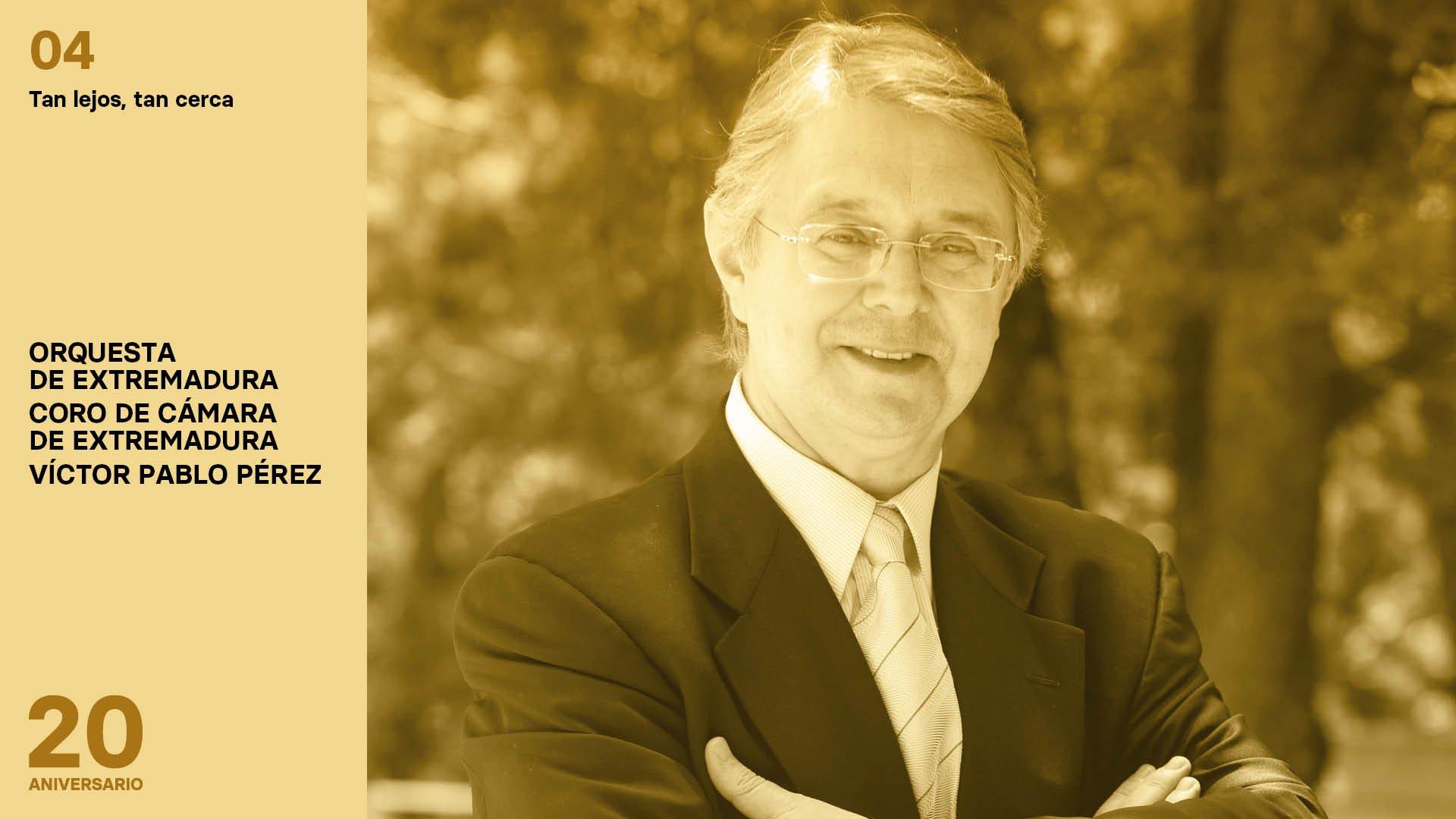 Programa 04. Víctor Pablo Pérez