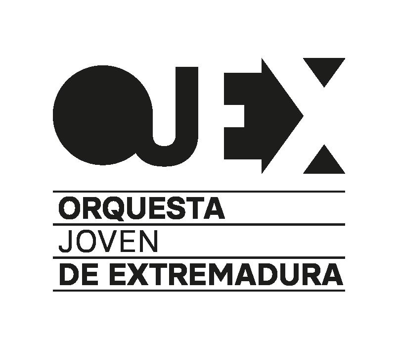 Logosímbolo de la Orquesta Joven de Extremadura OJEX