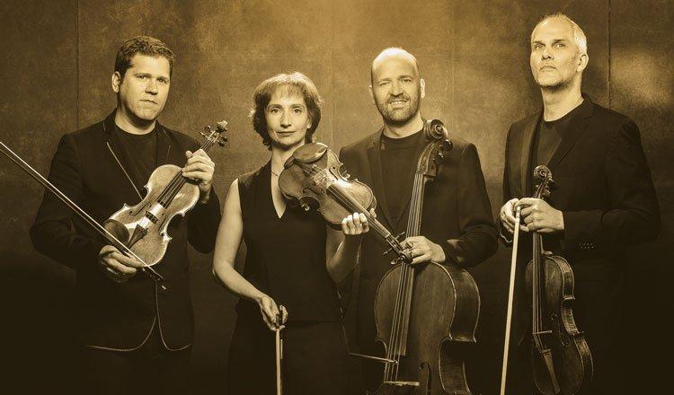 El Cuarteto Casals debuta con la Orquesta de Extremadura