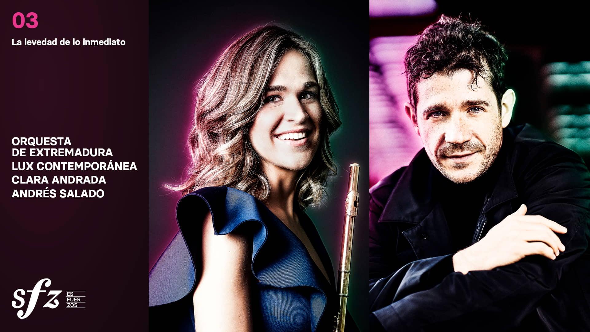 Programa 03. Clara Andrada y Andrés Salado